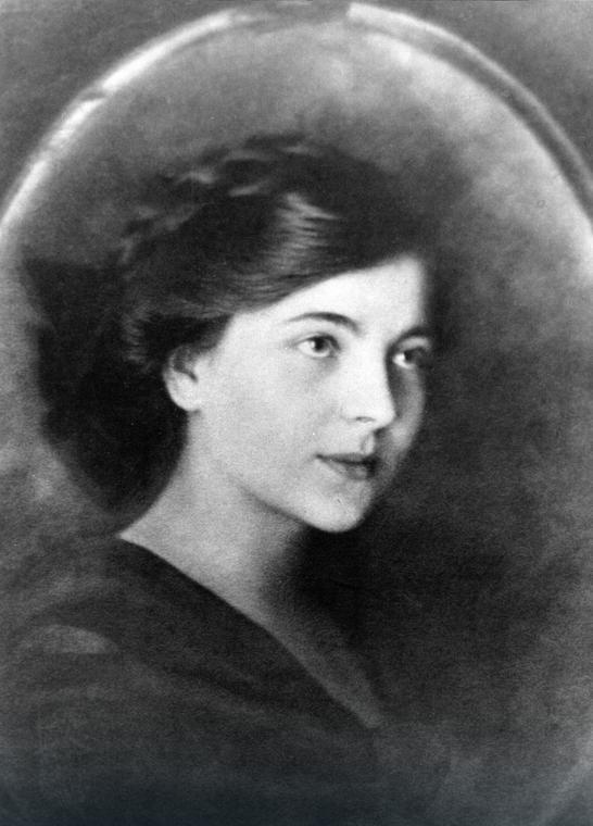 Stefania Tuwimowa, ok. 1922 rok