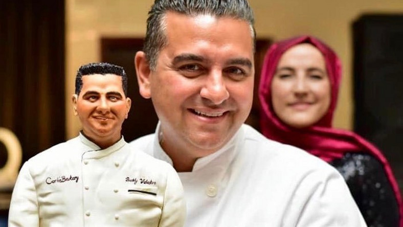 US baking show host, Buddy Valastro says he's happy to visit Nigeria and mentor bakers. [Instagram/buddyvalastro]