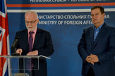 ivica Dačić i Denis Kif, foto Tanjug, MSP