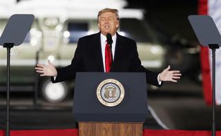 Demokraci przedstawili artykuł impeachmentu Donalda Trumpa