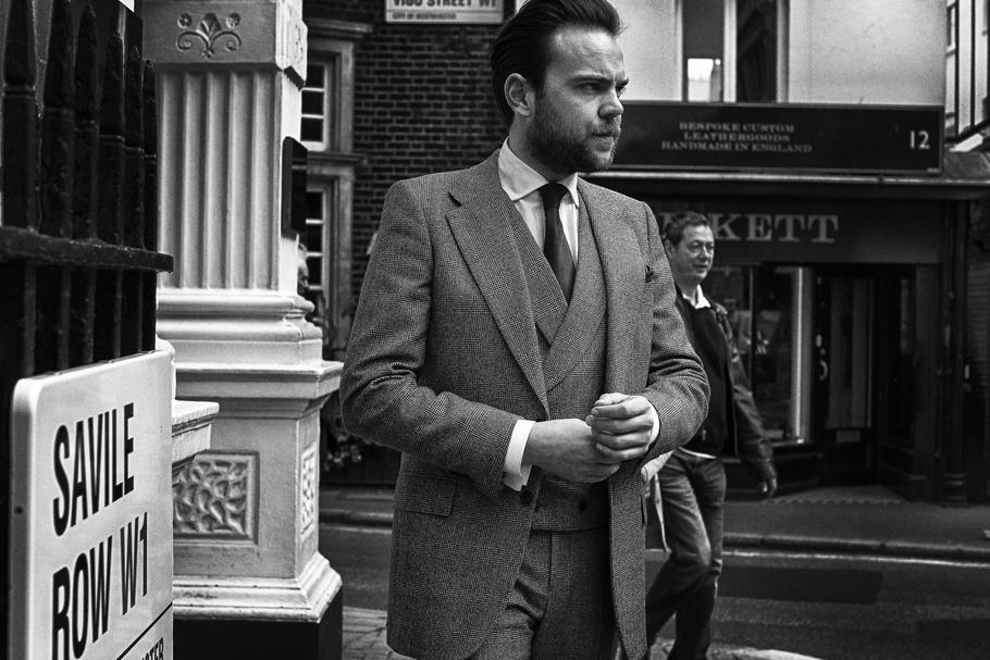00b75fab6a Moda dla panów  Jak dobrze dobrać garnitur dla mężczyzny  - Styl ...