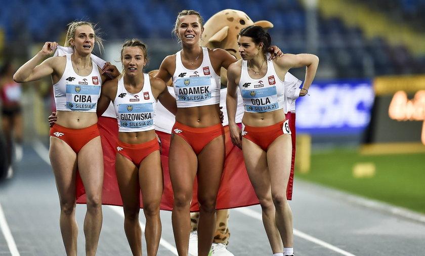 Lekkoatletyczne Mistrzostwa Swiata Sztafet