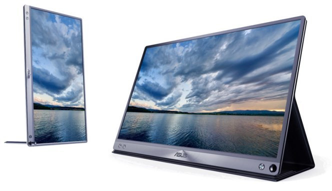 ASUS ZenScreen - monitor dla laptopa