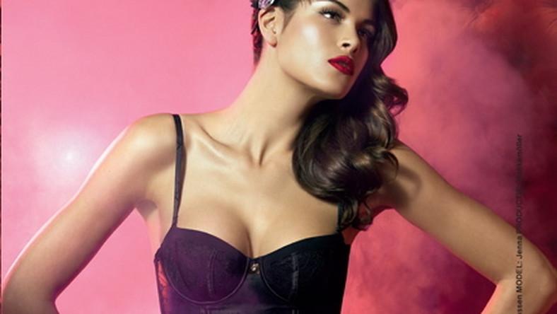 Południowoafrykańska modelka Jenna Pietersen wystąpiła w sesji do katalogu bielizny Hunkemoller