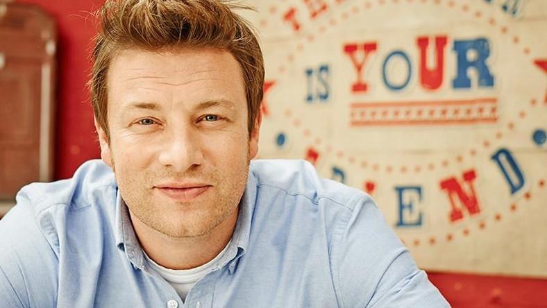 Jamie Oliver mógł być hobbitem