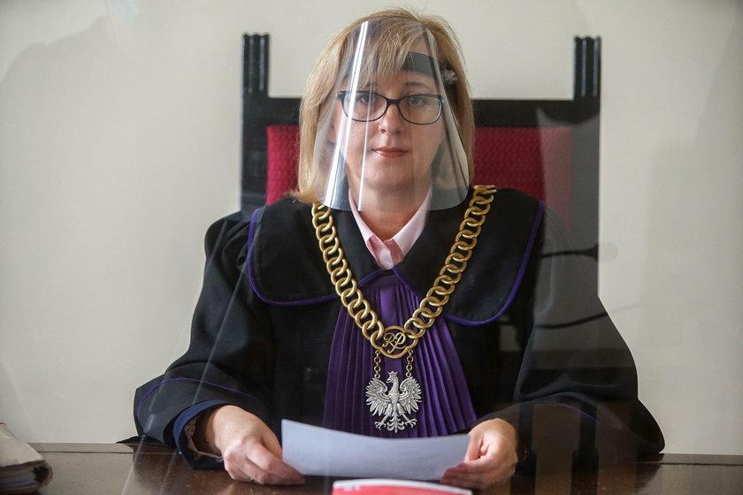 Sędzia Dorota Albrecht