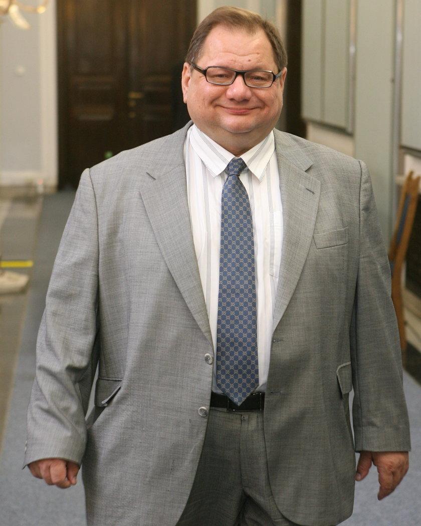 Ryszard Kalisz, poseł niezrzeszony.
