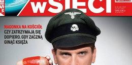 Obraźliwa okładka tygodnika. Porównali Lisa do Goebbelsa