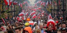 Święto Niepodległości w Łodzi. Pokazaliśmy jak świętować mamy!