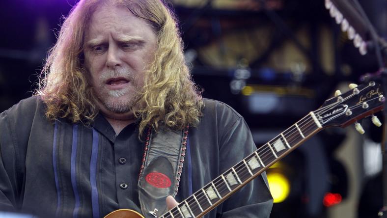 Warren Haynes to jeden z najlepszych gitarzystów na świecie
