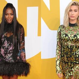 """Długonoga Naomi Campbell czy """"najgorętsza laska""""? Która wyglądała najlepiej?"""