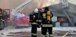 Spłonęło 20 tysięcy opon. Czy doszło do skażenia?
