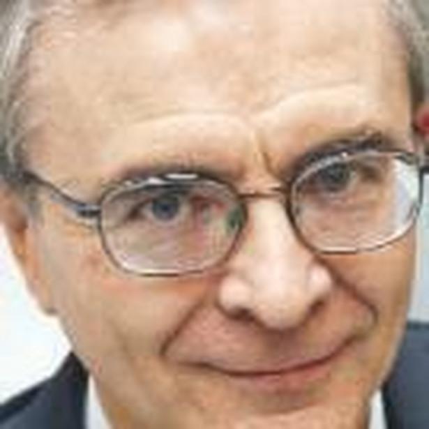 Wiesław Szczuka, główny ekonomista BRE Banku
