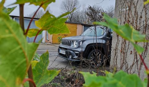Jeep Renegade 1.3 GSE-T - prawie made in Poland | TEST