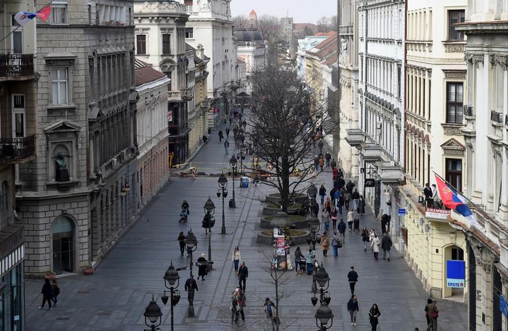 Beograd Knez Mihajlova foto A Dimitrijevic