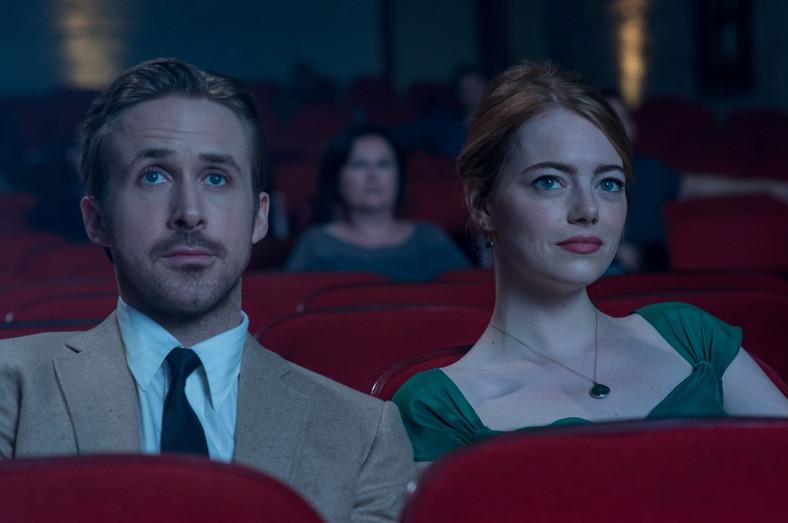 """Ryan Gosling i Emma Stone w obrazie """"La La Land"""" - w polskich kinach od 20 stycznia 2017 roku"""