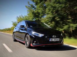 Hyundai i20 N Performance –mały rozrabiaka