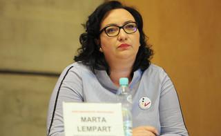 Marta Lempart: 'Rząd prowadzi z nami rozmowy pałkami i gazem' [PODCAST]