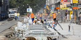 Kończy się przebudowa ul. 3 Maja w Katowicach
