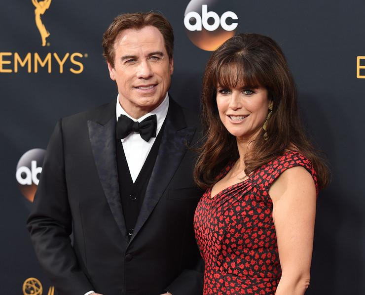 Džon Travolta i Keli Preston