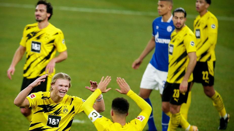 FC Schalke 04 vs Borussia Dortmund