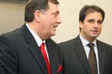 Milorad Dodik i Vukota Govedarica