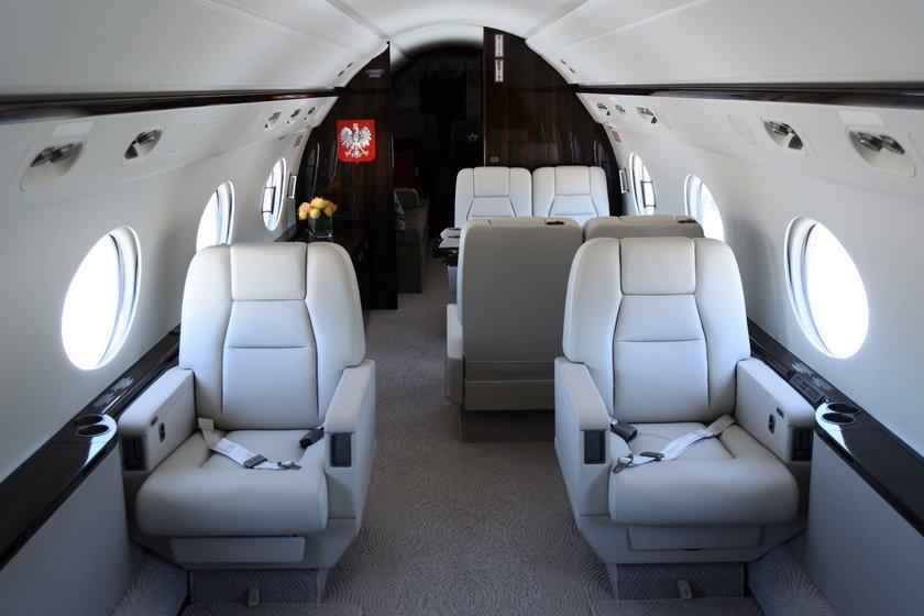 Rządowy samolot