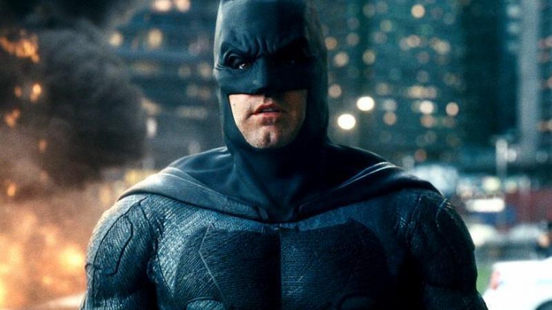 Ben Affleck jako Batman