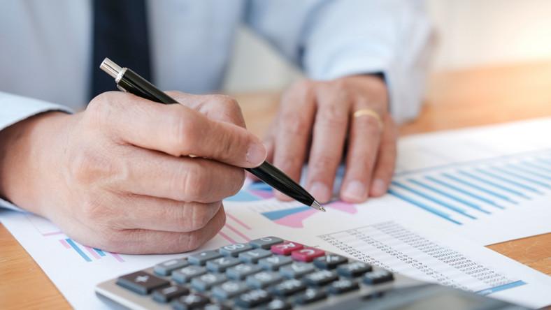kalkulator, podatki, księgowość, biznes, praca