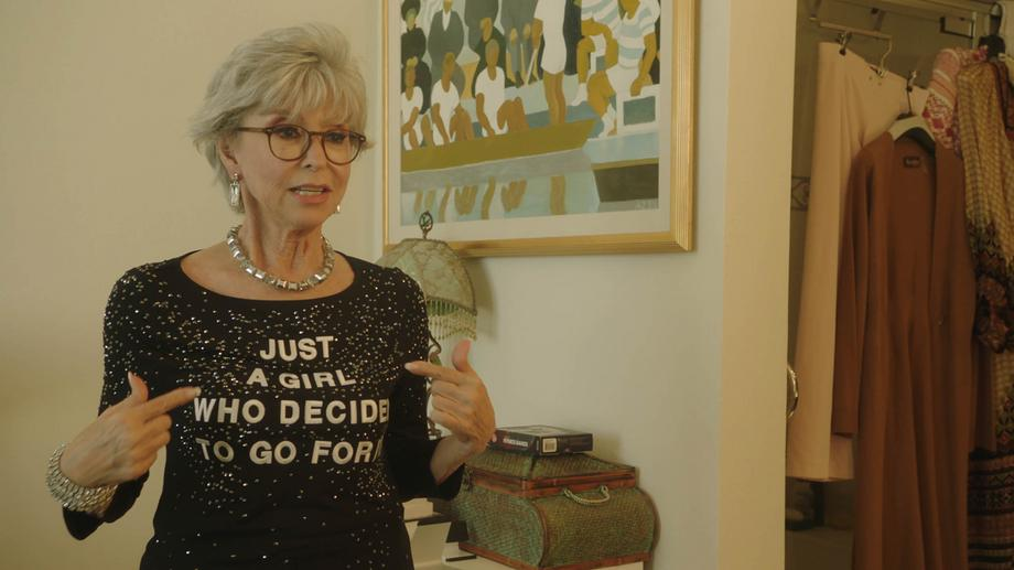 """Rita Moreno: Just a Girl Who Decided to Go for It"", reż. Mariem Pérez Riera"