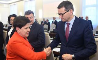 Komitet Polityczny PiS podejmie decyzję, czy nastąpi zmiana premiera