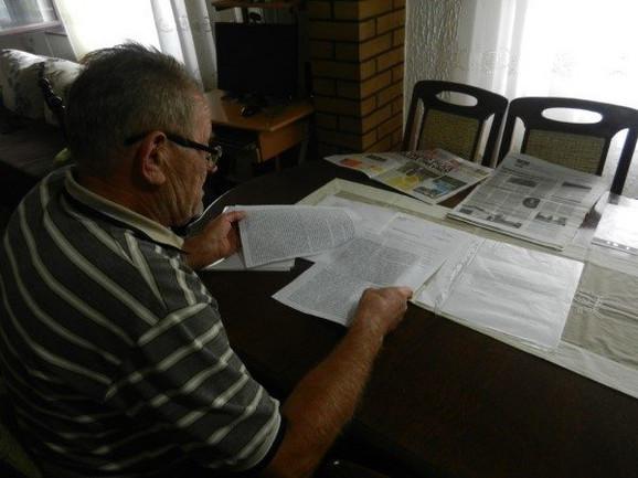 Nenad tvrdi da u njegovom dvorištu nisu bili postavljeni merni uređaji za kvalitet vazduha