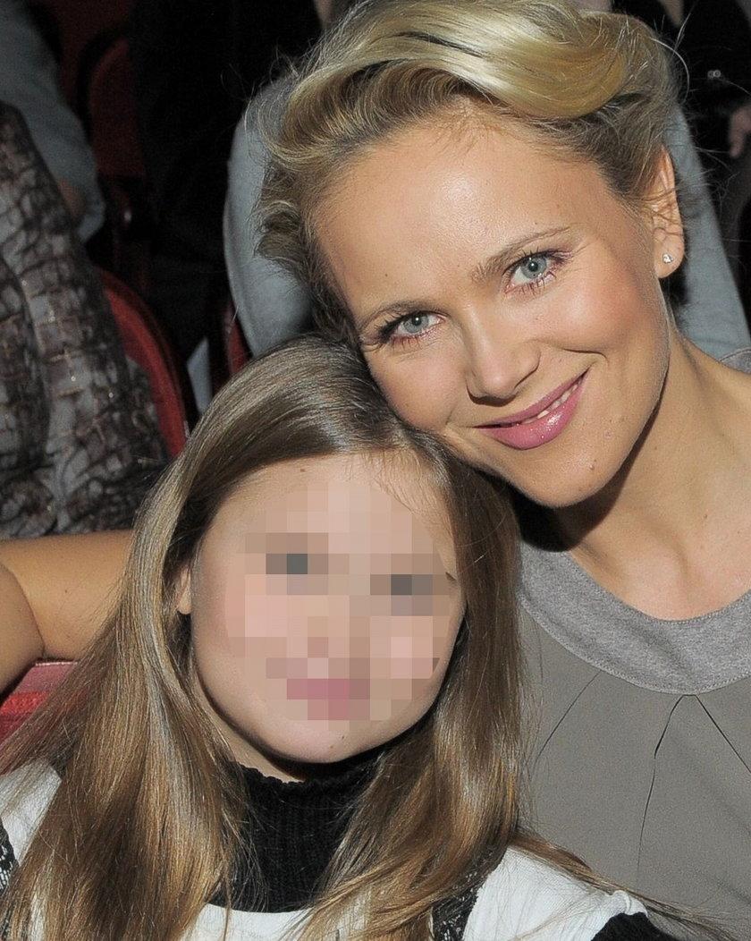 Córka uciekła od Anny Samusionek