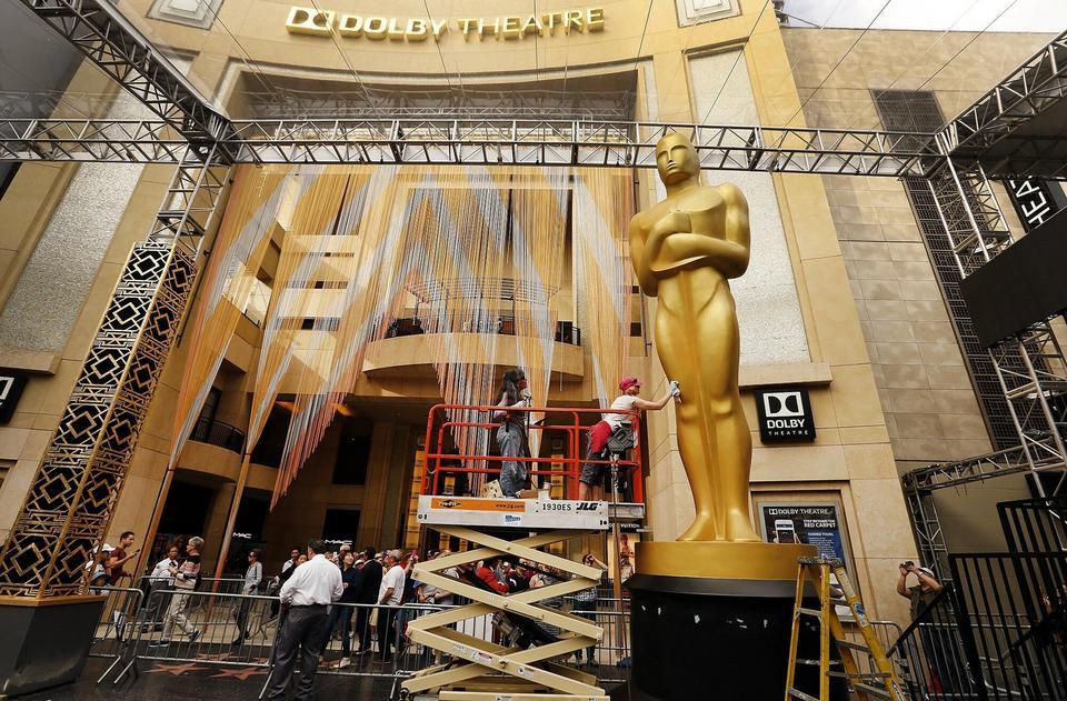 42,8 miliona dolarów - tyle wynosi całkowity koszt ceremonii wręczenia Oscarów.