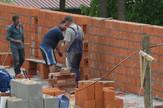 Izgradnja kuce gradnja radnici