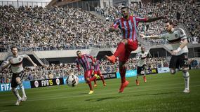 FIFA 15 w dalszym ciągu numerem jeden