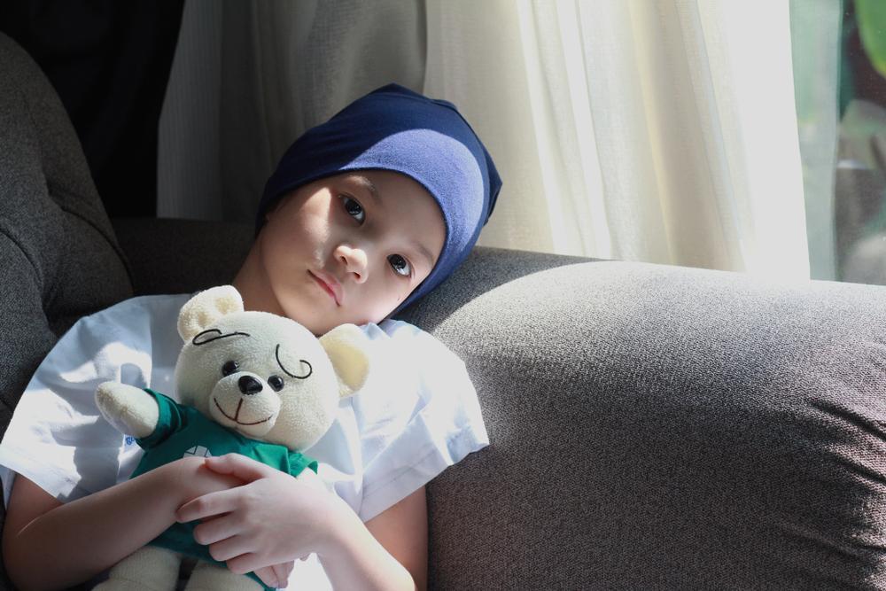 csecsemő hasi rákja
