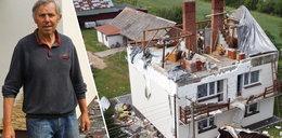 Dramat poszkodowanych po huraganie trwa. Ciągle czekają na obiecaną pomoc
