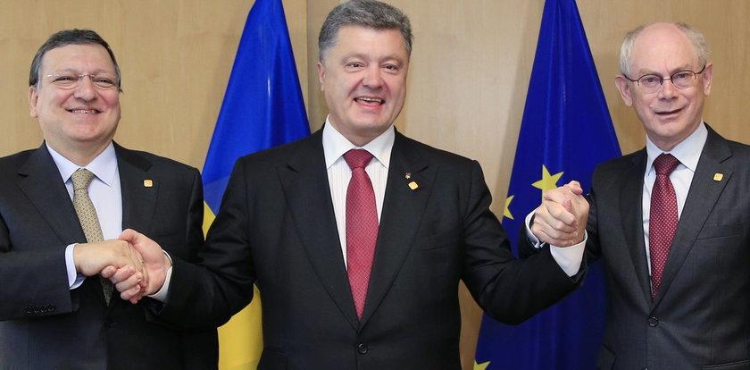 Wpuszczają Ukrainę do Unii Europejskiej