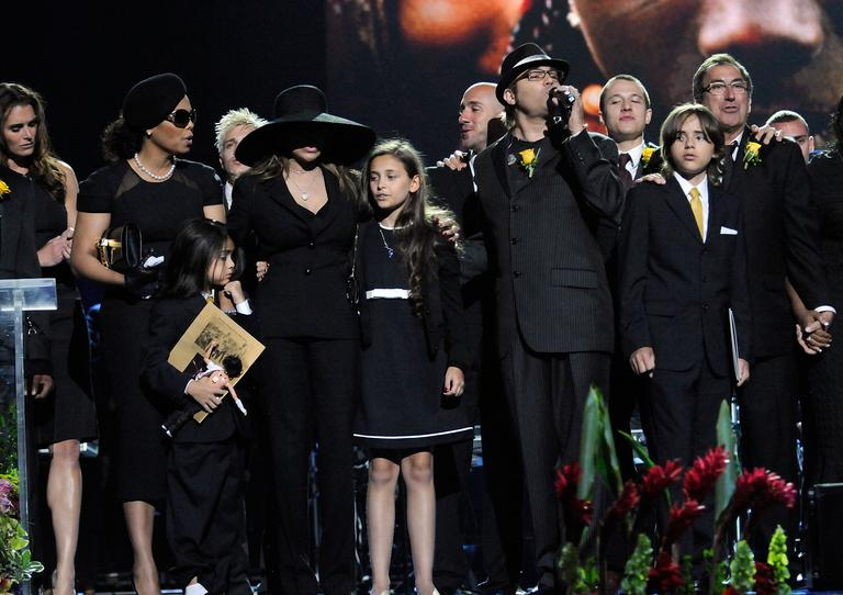 Pogrzeb Michaela Jacksona
