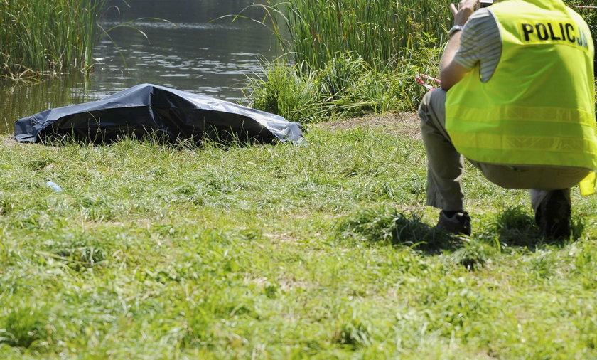 Tragedia nad jeziorem Lubowidzkim