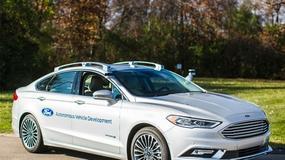 Ford pokazał nową generację swojego autonomicznego auta