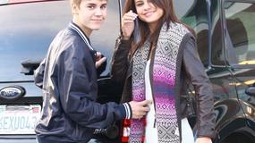 Młodzi zakochani - Justin Bieber i Selena Gomez