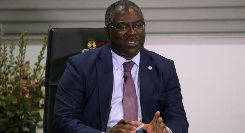 Executive Chairman of Nigeria's Federal Inland Revenue Service (FIRS), Mr Tunde Fowler