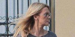 Grażyna Torbicka w okularach. Poznałbyś!