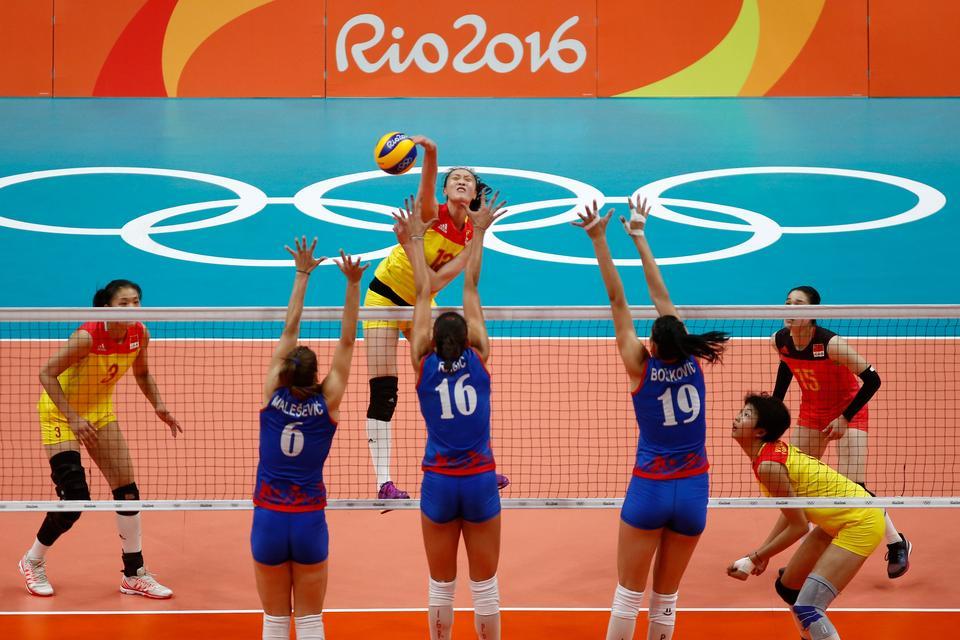 Serbia - Chiny