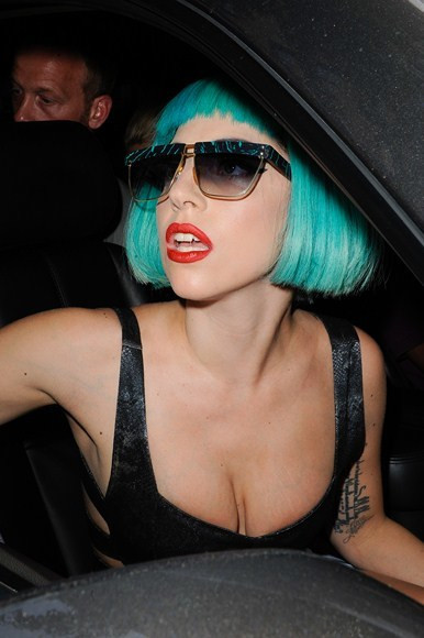 Lady Gaga (fot. Getty Images)