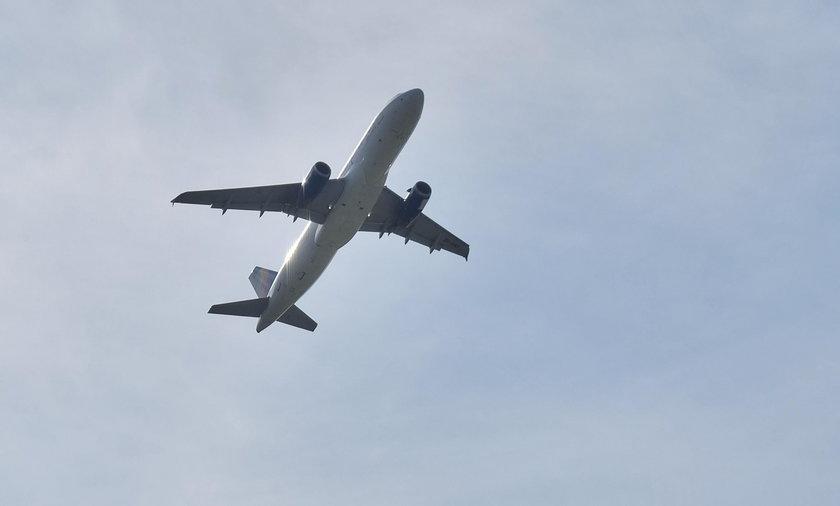 Pijani pasażerowie na pokładzie samolotu to nie rzadkość