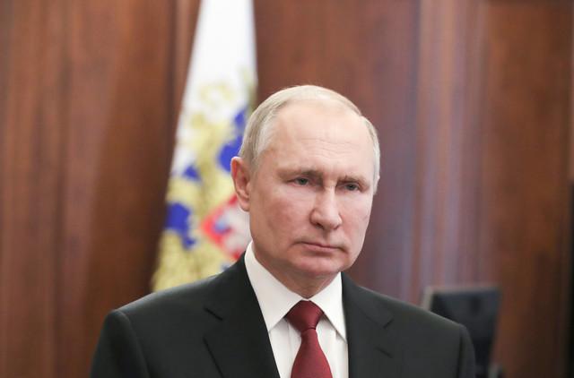 Kremlj želi da Pašinjan popije čašu srama - Vladimir Putin