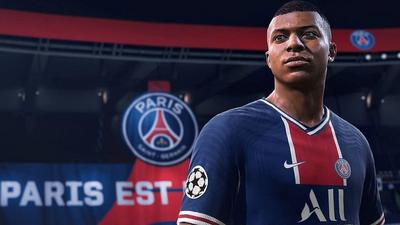 La jaquette de FIFA 22 dévoilée avec Mbappé à l'affiche